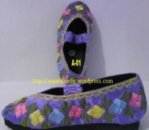 Sepatu Brodir Anak