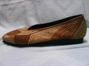 sepatu-bordir-stick-coklat