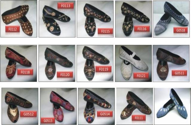 Katalog Sepatu Bordir # 3